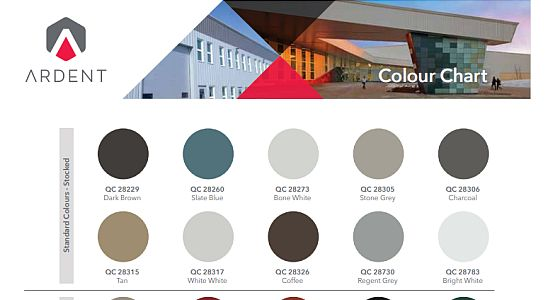 colourchart - Resources