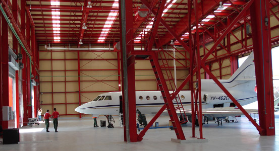 steelway 0000s 0010s 0002 aviation 1 - Aviation & Hangars